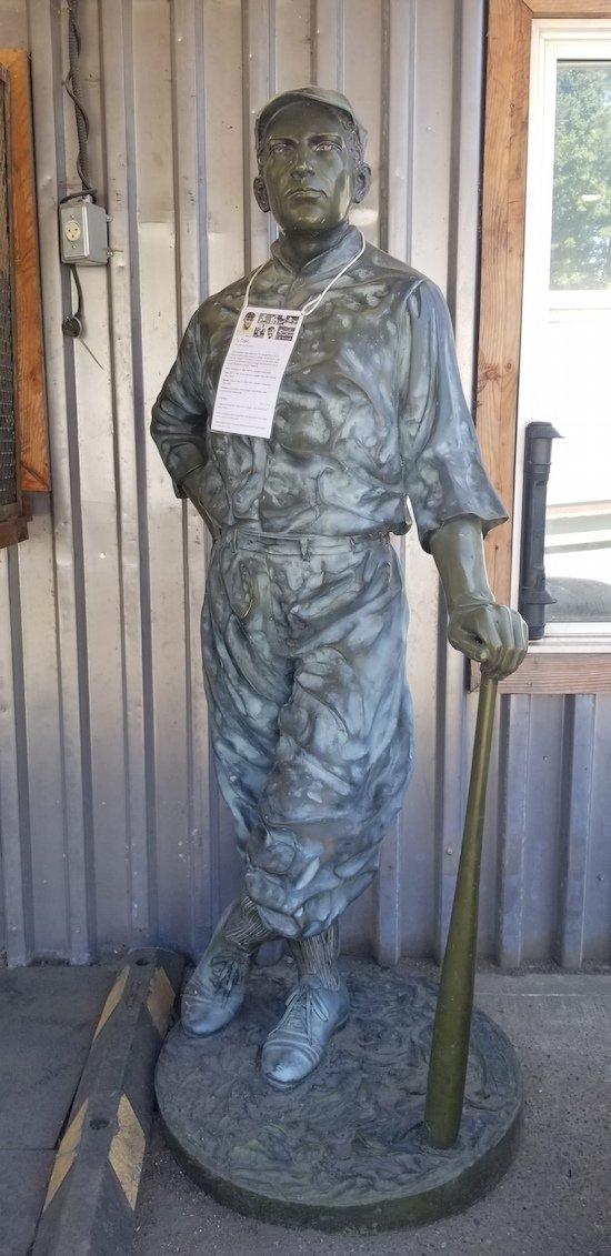 Ty Cobb Bronze Statue