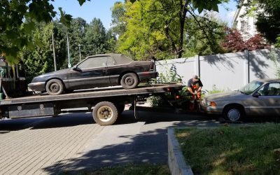 Burnaby Man Donates Vehicles and Supports Burnaby SPCA Charity