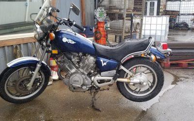 Abbotsford Resident Donates Yamaha Motorcycle To Cyrus Centre