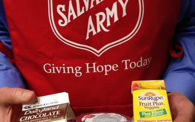 The Salvation Army Care and Share Centre Added To Charity Vehicle Donation Program