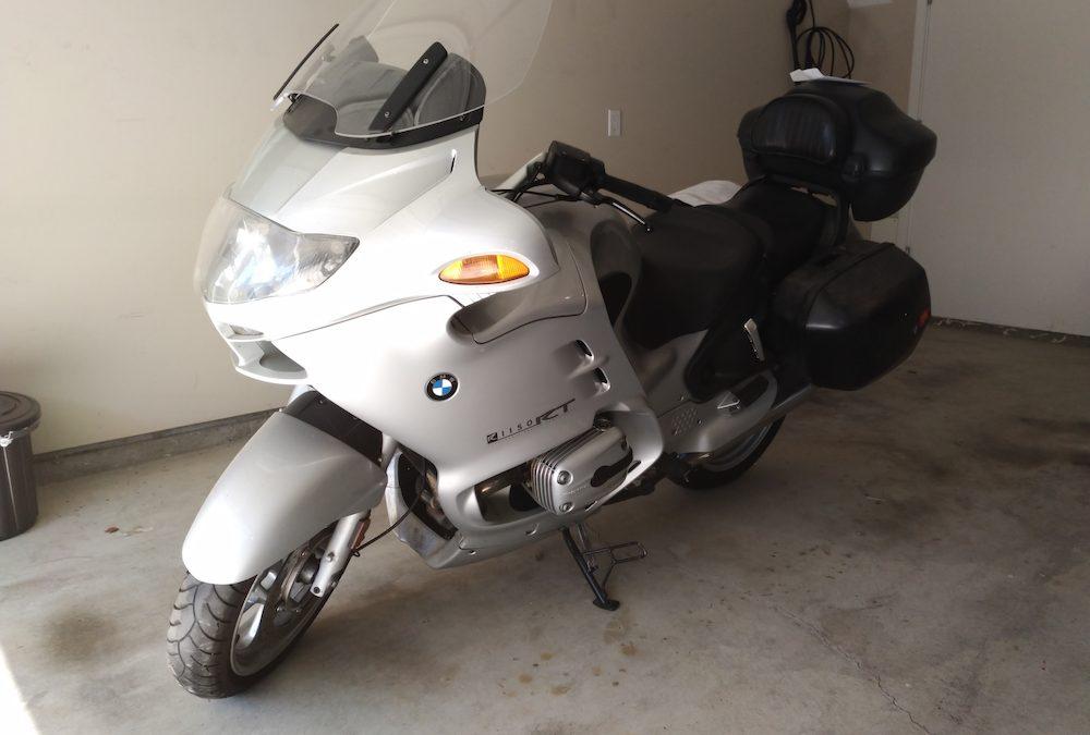 Burnaby Man Donates 2004 BMW Bike To Burnaby SPCA