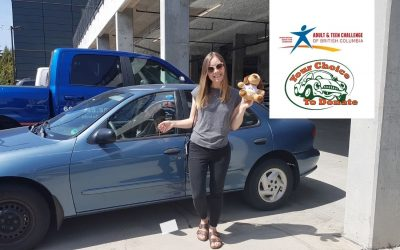 Scrappy Finds A New Home With Teen Challenge Vehicle Donor Erin